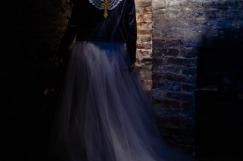 gothic glamour- vicki clayson photography-leather jacket