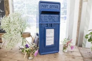 Steph Butt- Tom & Sophia - Postbox