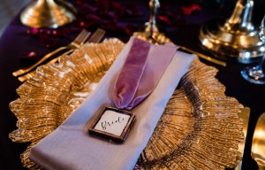 A gothic wedding - national justice museum wedding - alternative wedding - Vicki Clayson Photography (22)
