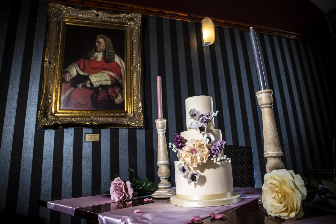 Magpie Weddings-Fairytale Weddings-Pink Cake