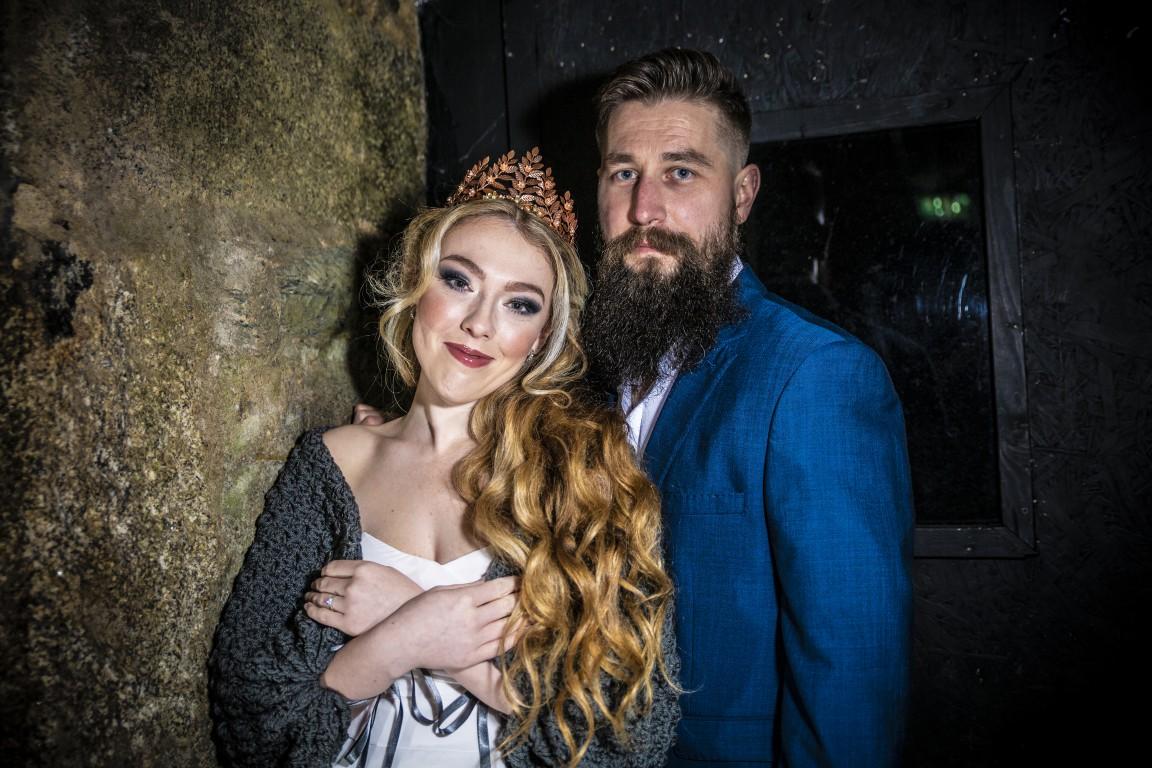 Magpie Weddings-Fairytale Weddings-Pink Couple