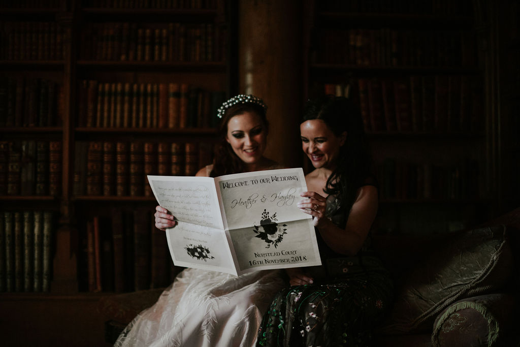 Nurstead Court Wedding- Reading