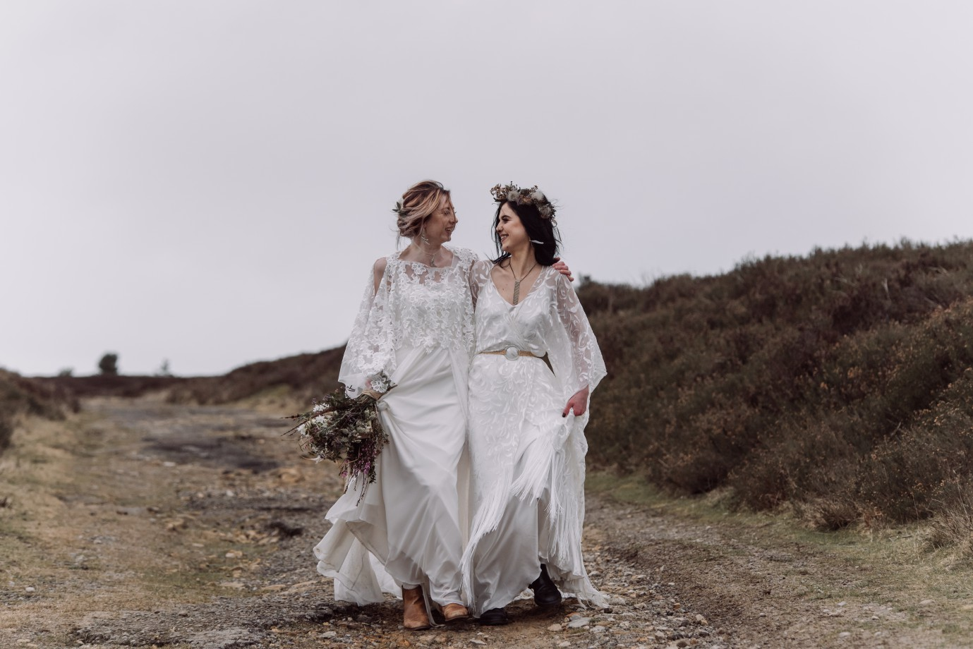 Emma Ryan- Elopement Wedding-Walk