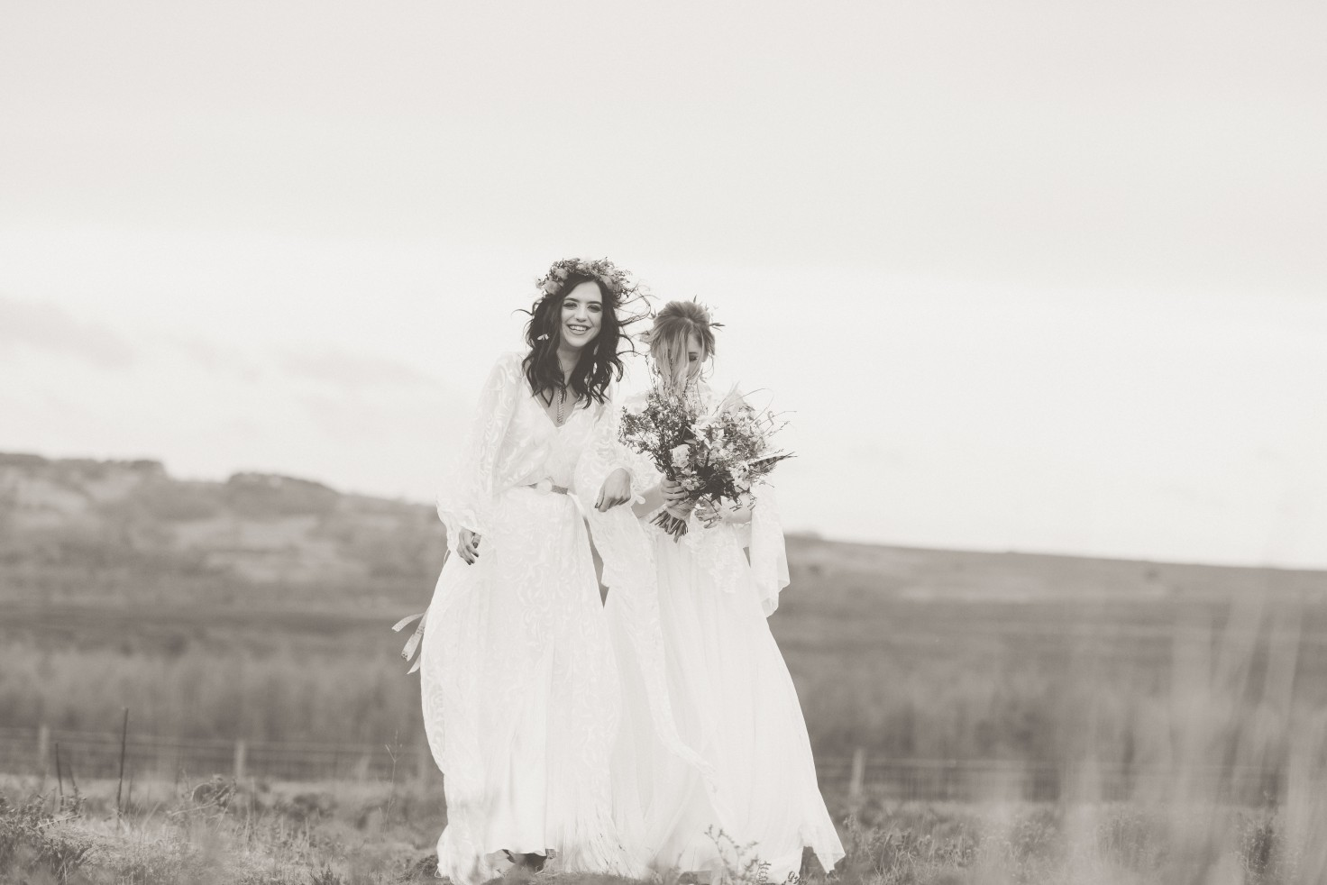 Emma Ryan- Elopement Wedding- Blowing
