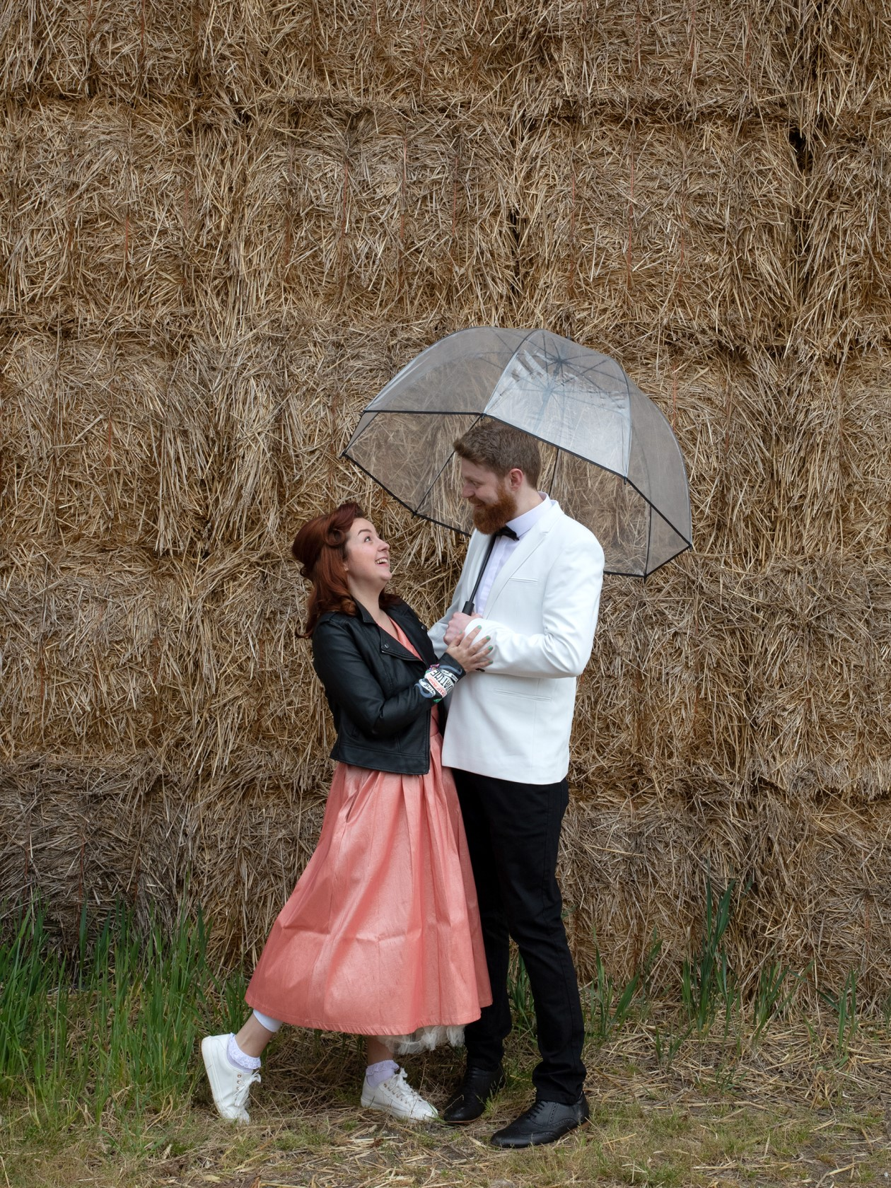 Retro Engagement Shoot- Pink Photographics- Unconventional Wedding- Quirky Wedding- Alternative Wedding- Engagement