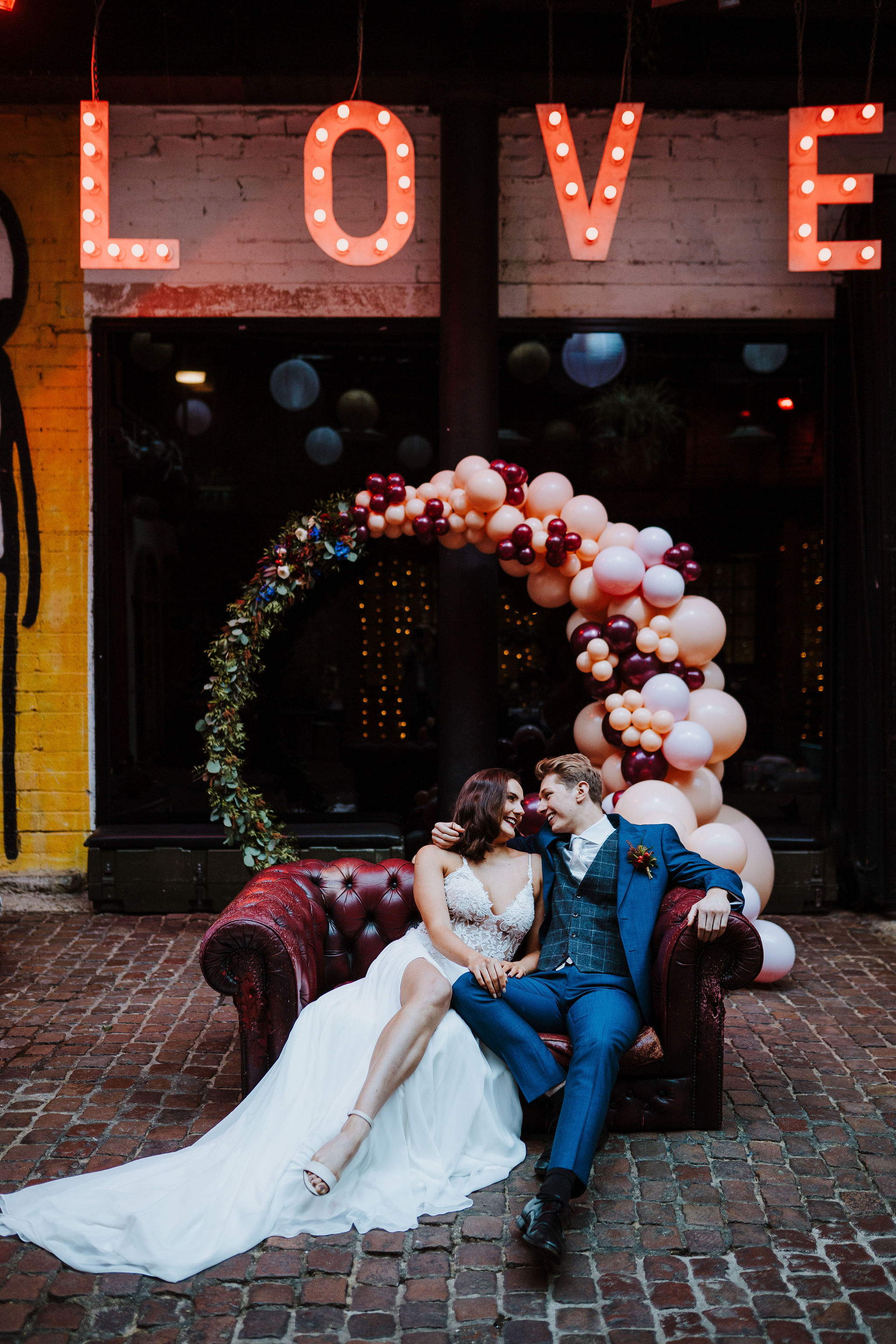 Ami Robertson Photography - Industrial Chic Wedding- Quirky Wedding- Unconventional Wedding- Wedding Ideas- Urban Wedding
