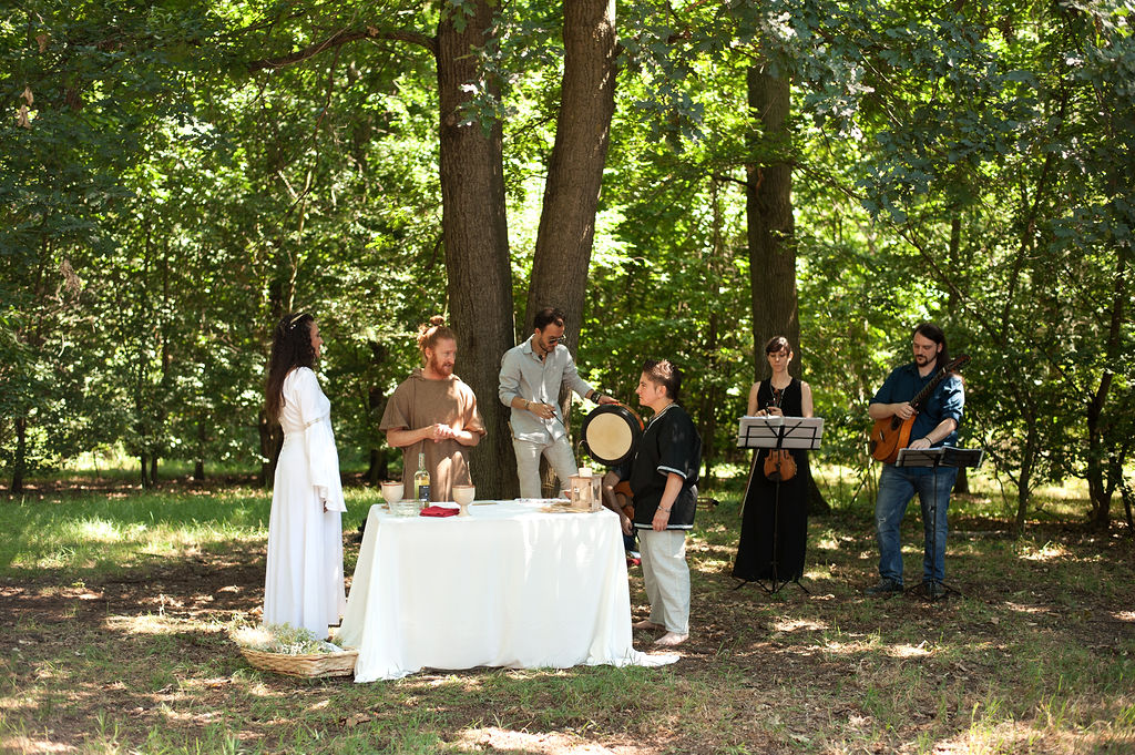 Celtic Weddings- Pagan Wedding- Neopagan Wedding- Irish Wedding- Wedding History- Handfasting- Wedding Ceremony- Outdoor Wedding- Nature Wedding- Unique Wedding Ideas- Hippie Wedding- Boho Wedding- Wedding Ritual- Unconventional Wedding- Quirky Wedding- Same Sex Wedding
