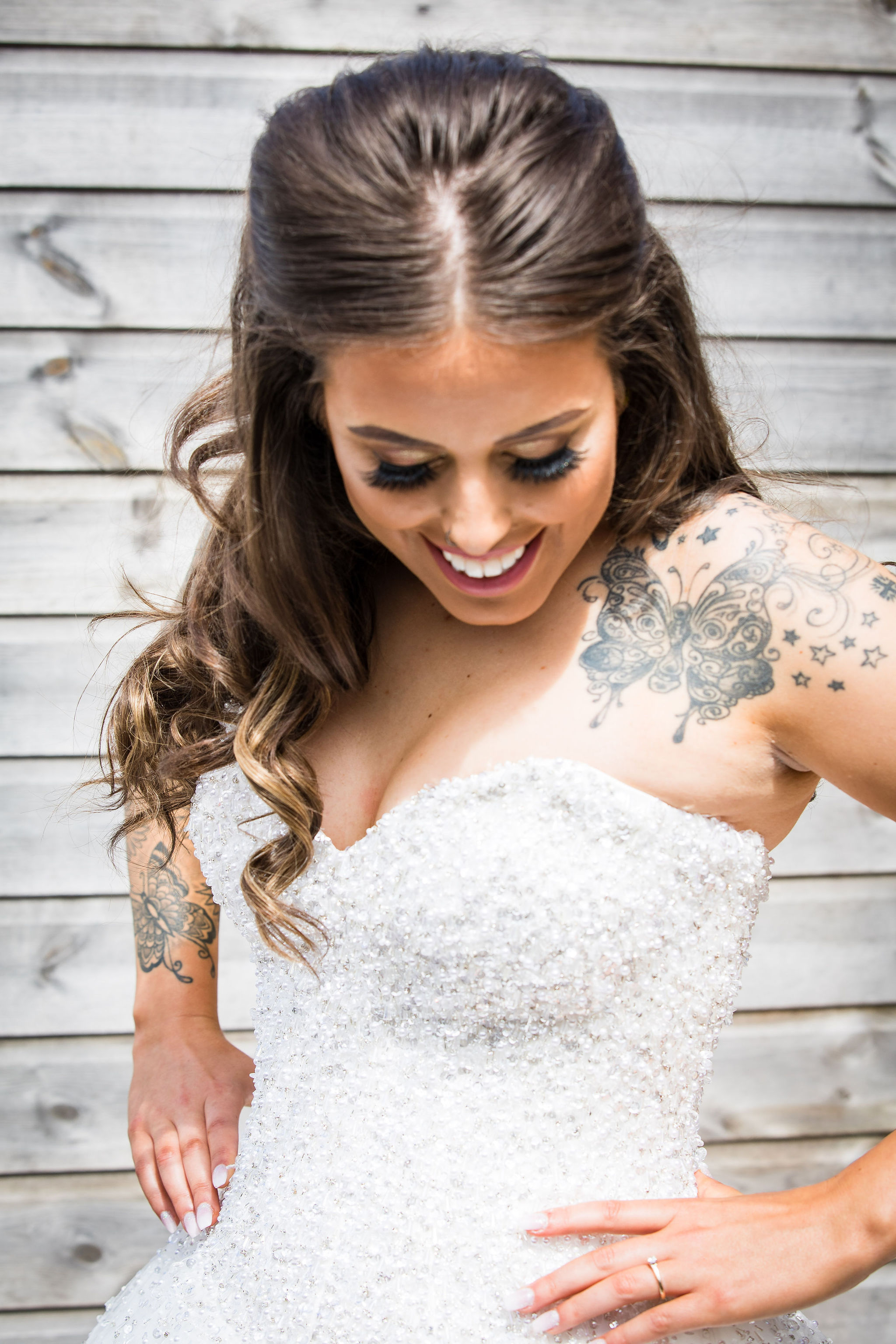 Harriet&Rhys Wedding - Magical sunflower wedding - quirky wedding with dodgems (32)