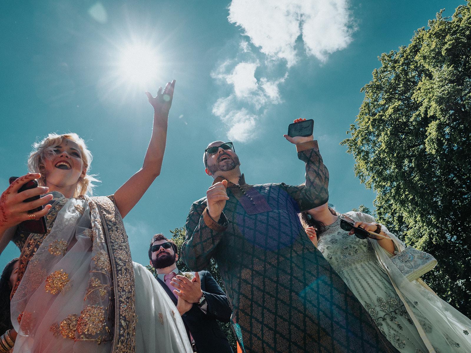 Fusion Wedding- Michael Briggs Photography- Multifaith Wedding- English Indian Wedding- Unconventional Wedding- Wedding Photography- Unique Wedding Ideas- Indian Bridalwear- Unique Bridalwear- Quirky Wedding- Wedding Planning