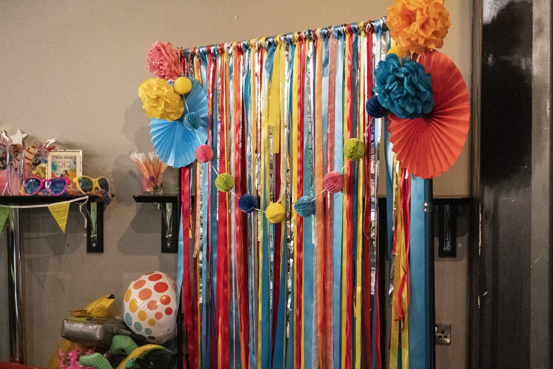 Rainbow DIY Wedding- Stephanie Butt Photography-Colourful Wedding- Unconventional Wedding- Alternative Wedding- Rainbow Wedding, DIY wedding decorations