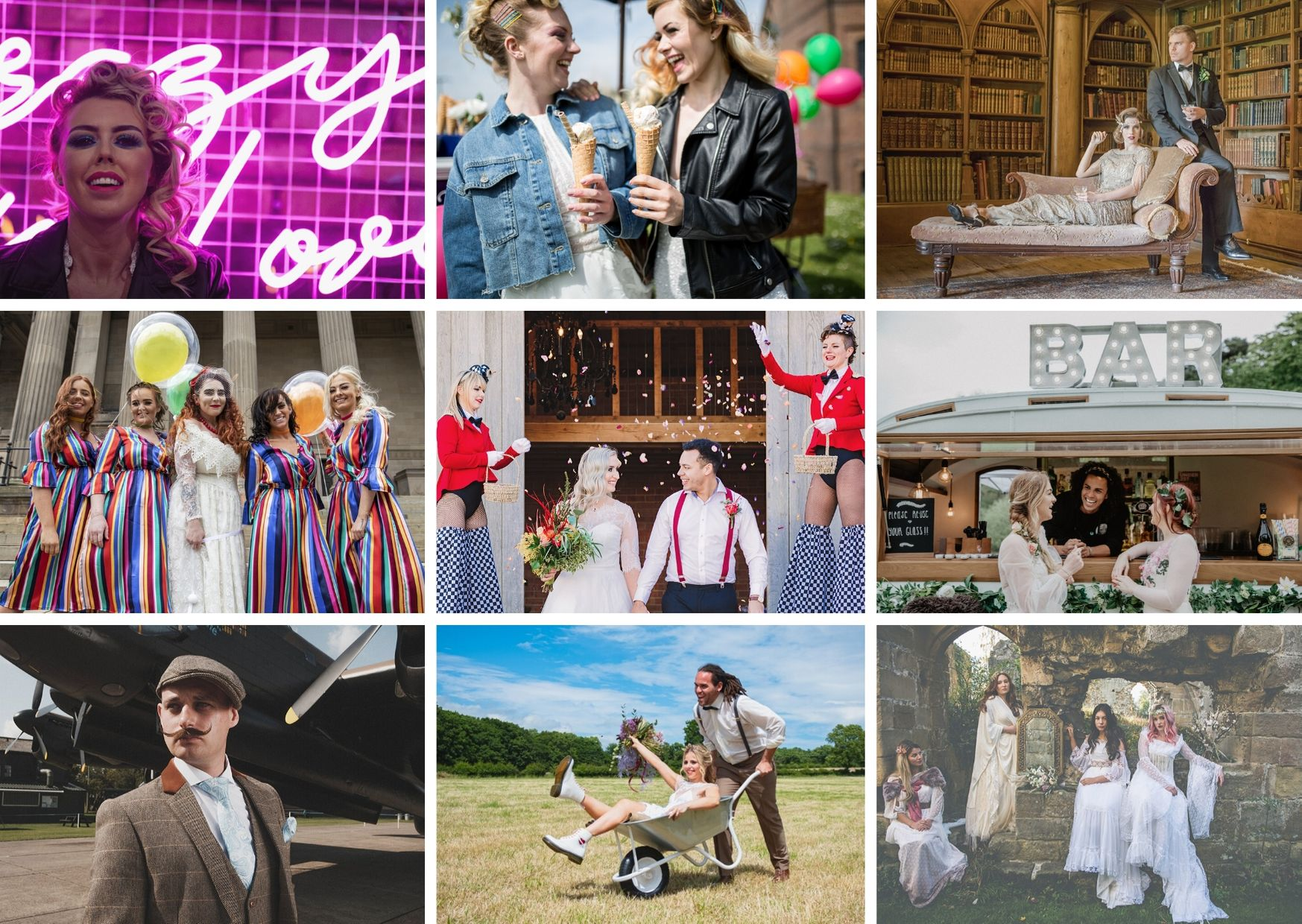 top alternative wedding blogs of 2019