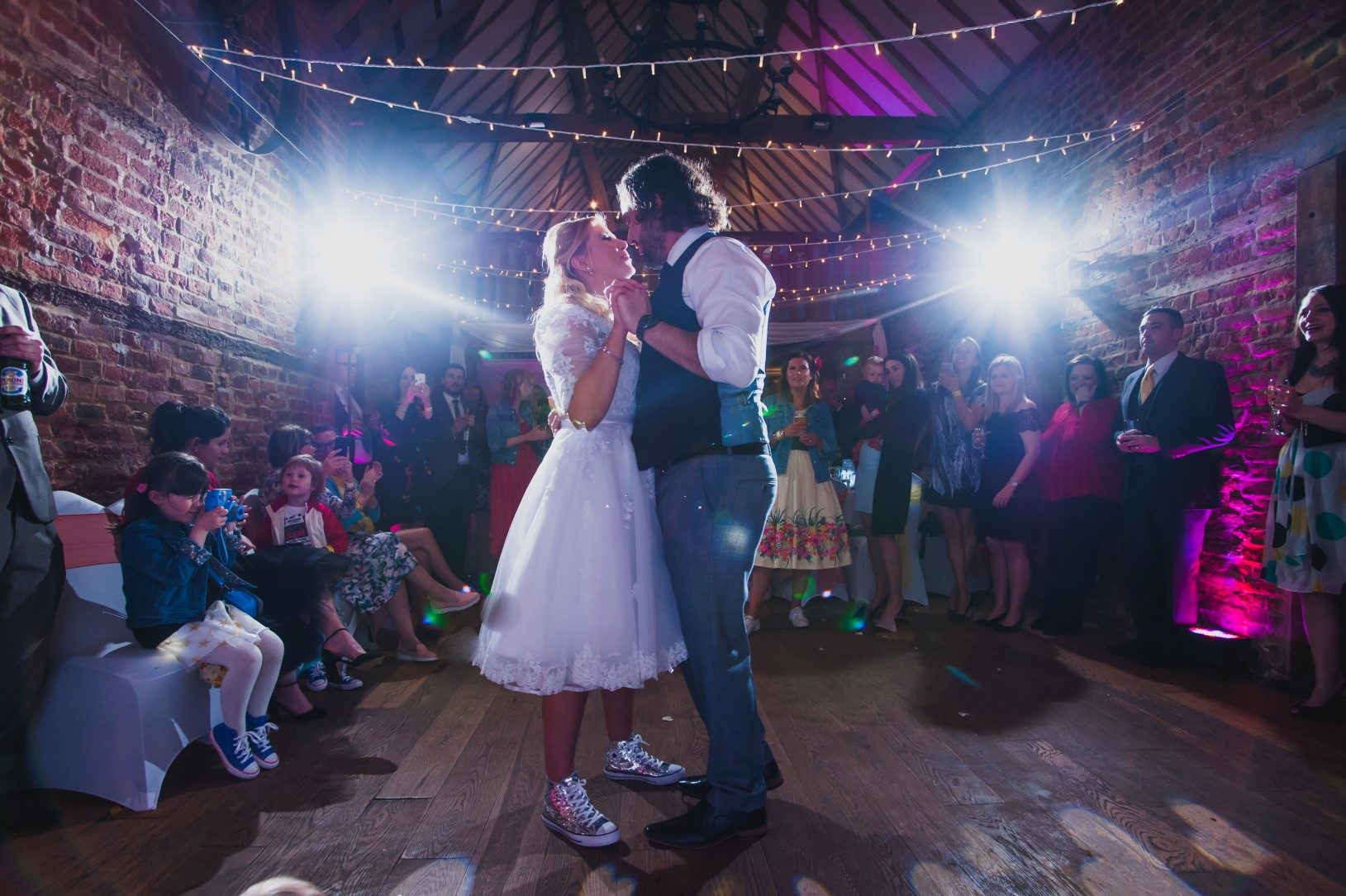 rock and roll wedding- pike photography- unconventional wedding- alternative wedding- first dance 3