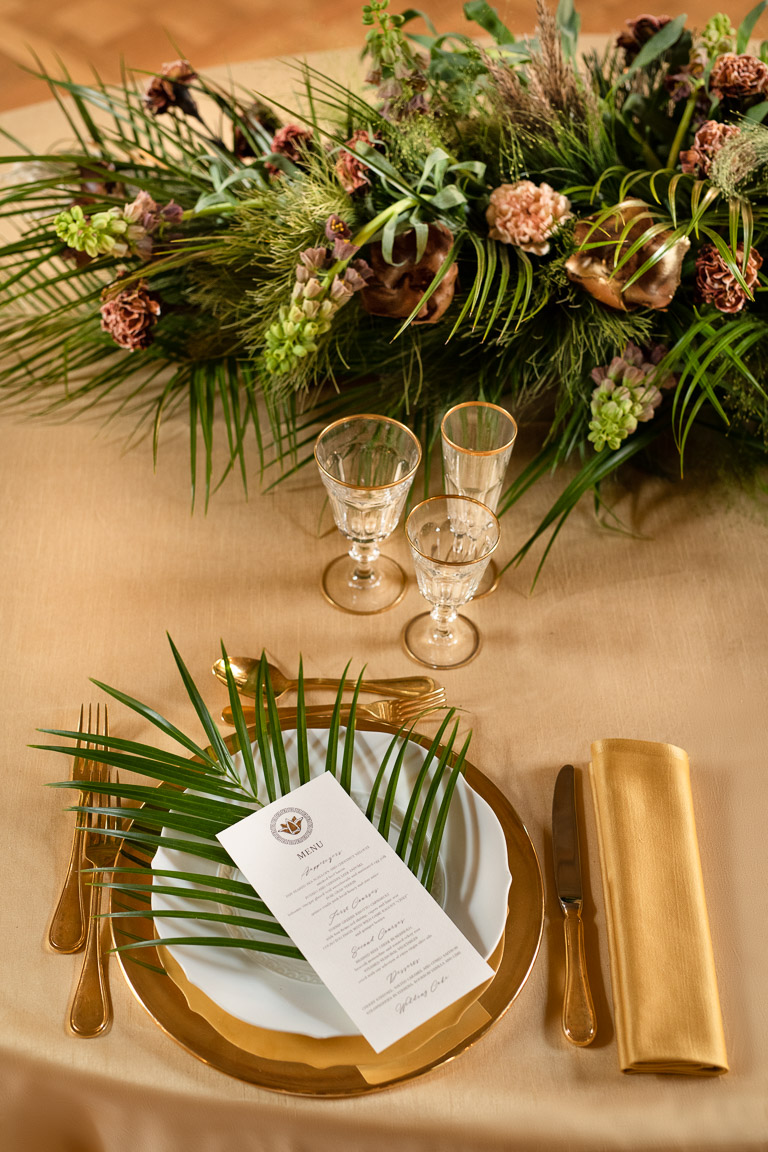 Wedding Inspiration- Marcella Cistola- wedding table dressing