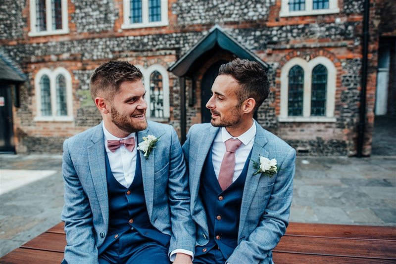 Bombay Sapphire Wedding- Same Sex Wedding- Unconventional Wedding- This And That Photography-