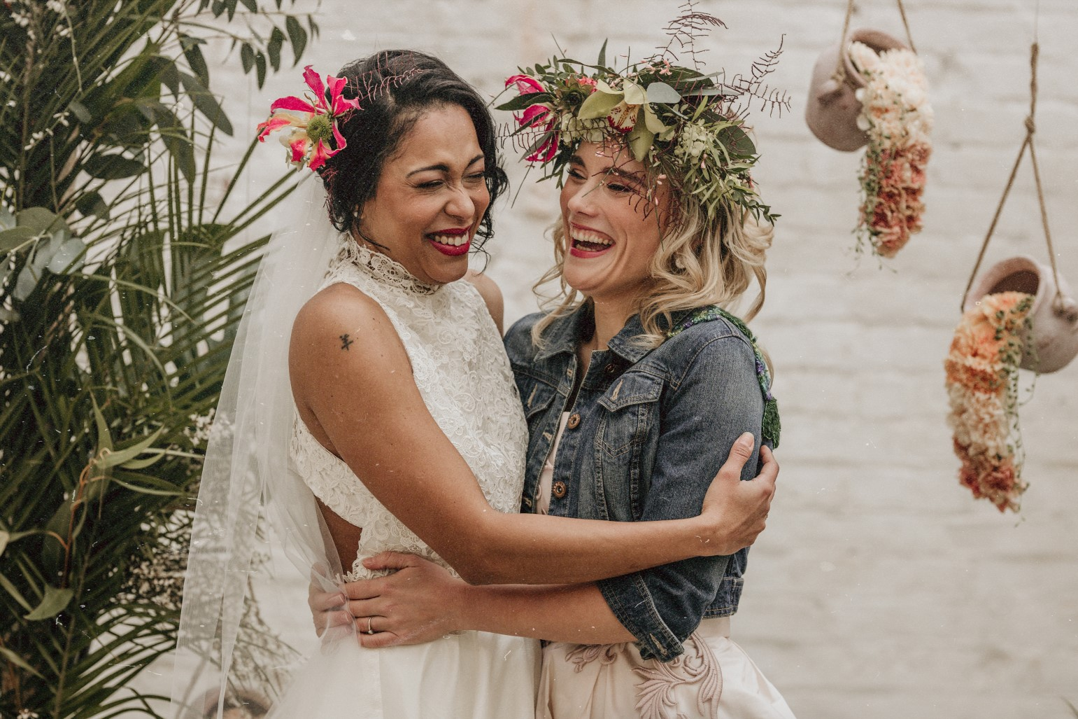 tropical opulence wedding- tropulence- twigs branch photography- unconventional wedding- same sex wedding 2