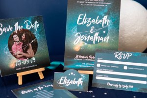 Doodah Designs- Unique Wedding Invitations- Unconventional Wedding- Bespoke Wedding Invitations 10