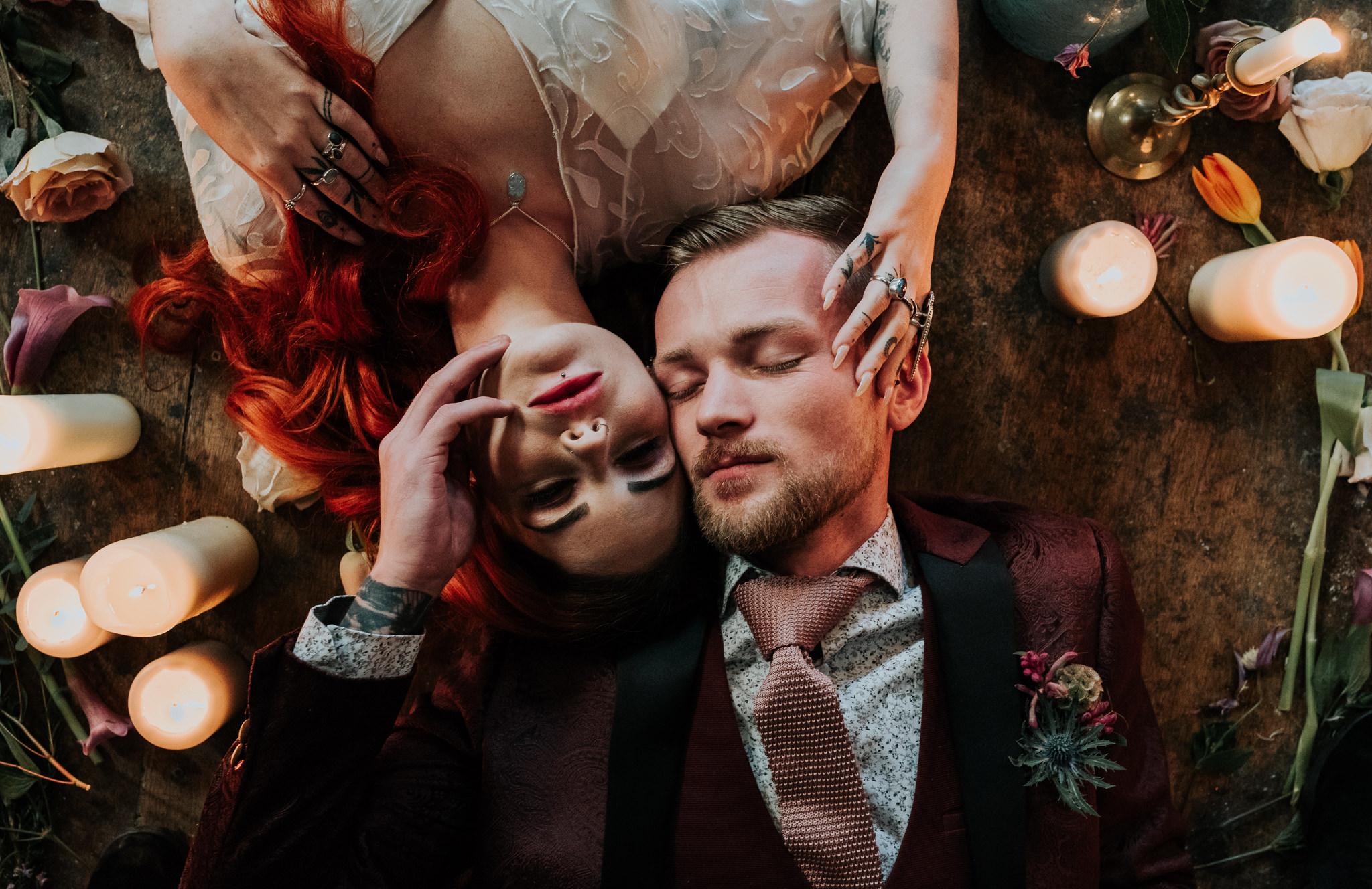alternative chapel wedding- asylum london- unique london wedding venue- london wedding venue- Jenny Appleton Photography- alternative wedding ideas