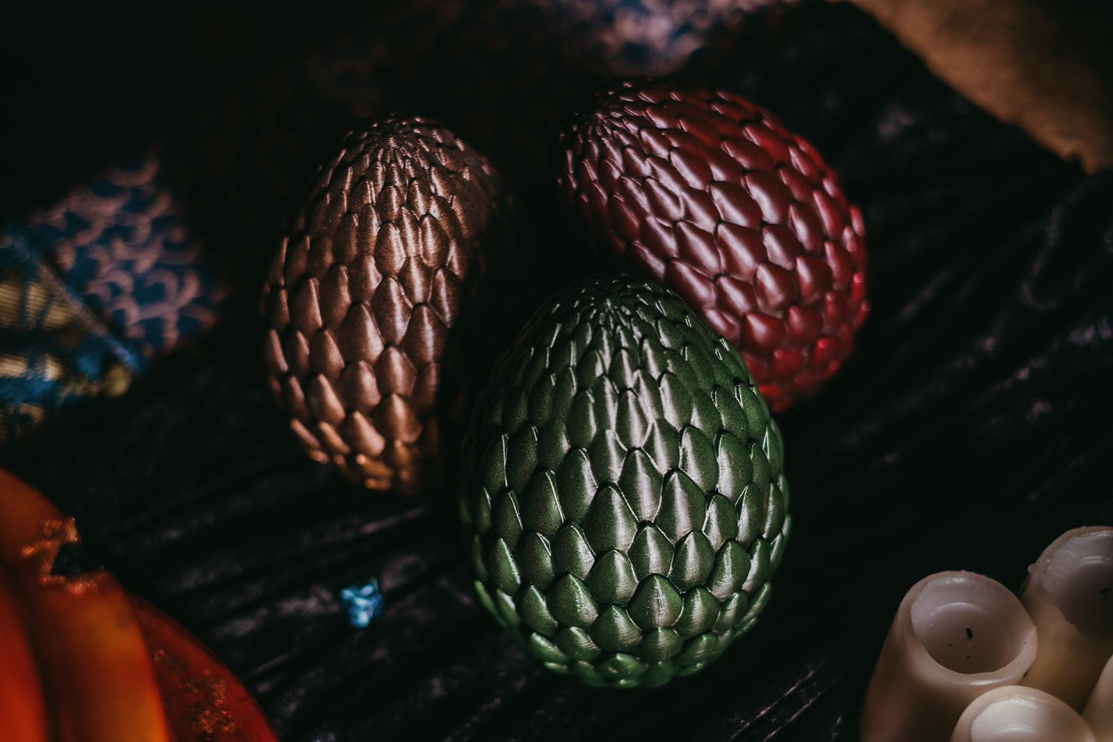 Game Of Thrones Wedding- Tom Jeavons Photography- Unconventional Wedding- Fantasy Wedding- Themed Wedding- dragon eggs