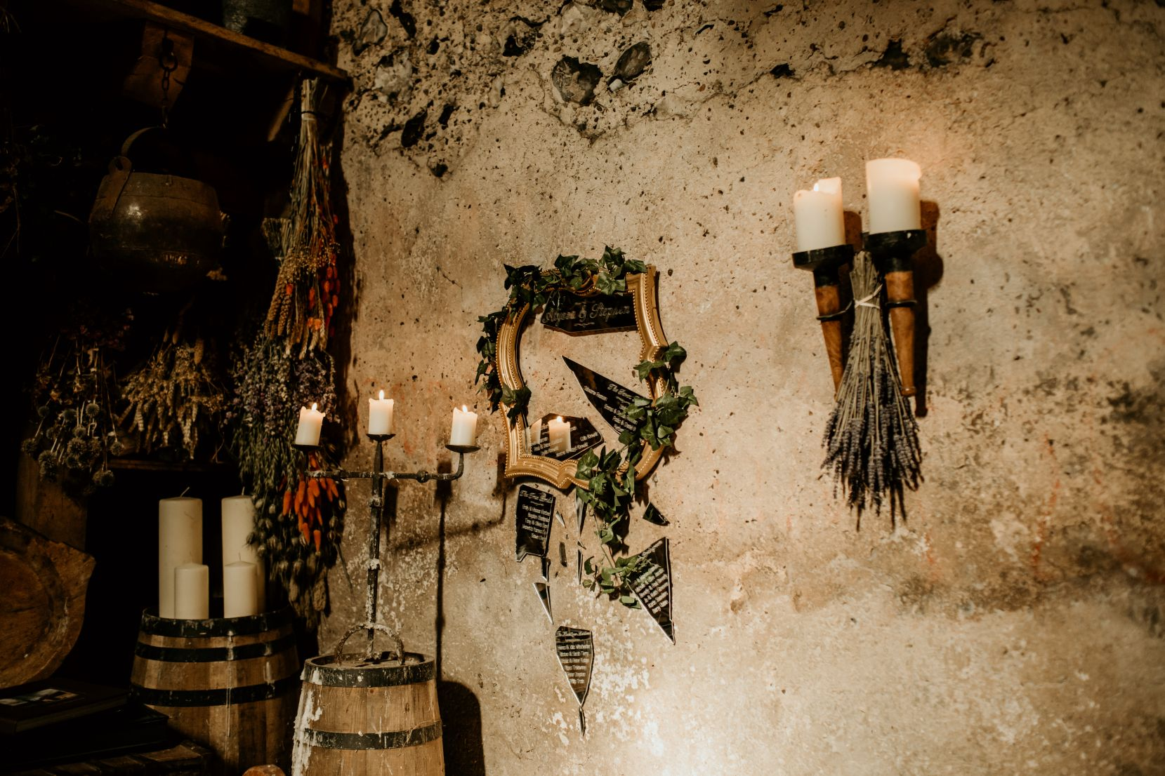 alternative fairytale wedding- snow white wedding- charlotte laurie designs-chloe mary photo- unconventional wedding- alternative wedding inspiration- alternative wedding inspiration