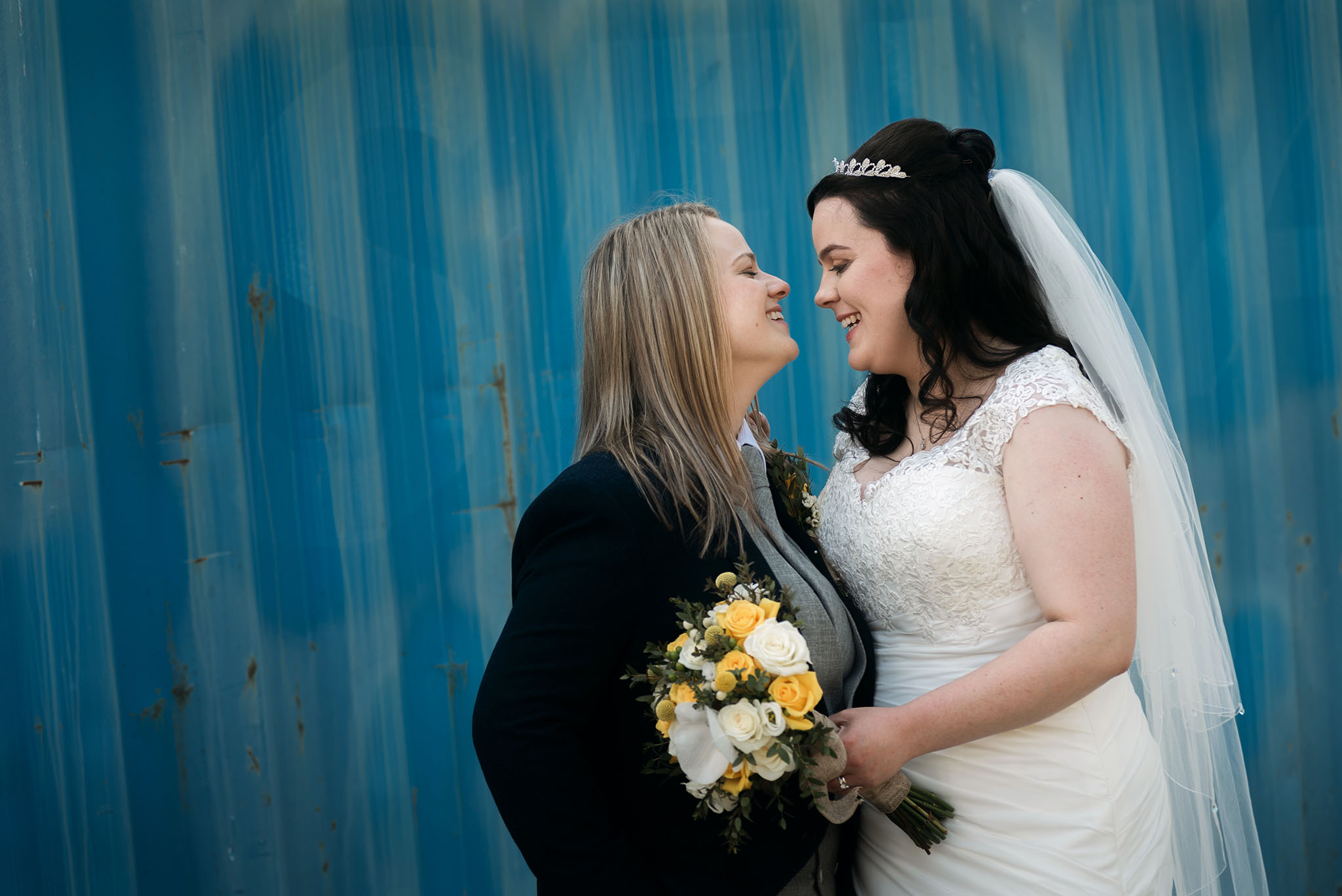 how to choose your wedding photographer - unconventional wedding