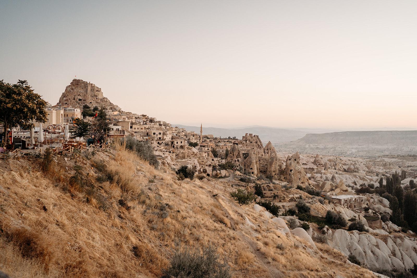 unique elopement destination in cappadocia, turkey - romantic wedding destinations