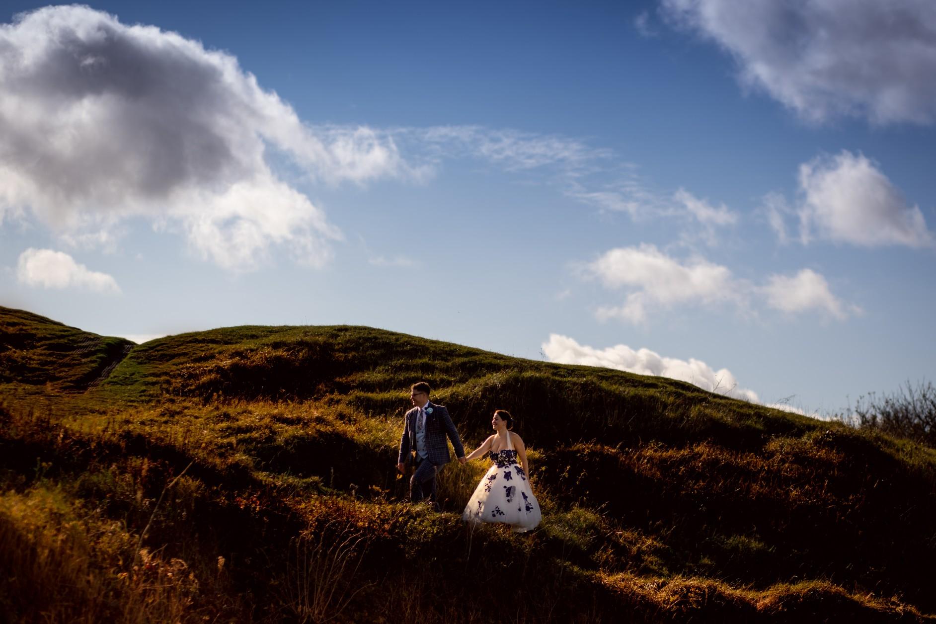 artistic wedding photos - cotswolds wedding - micro wedding inspiration