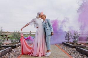 The Canary Shed - Unique Essex Wedding Venue - Unconventional Wedding2