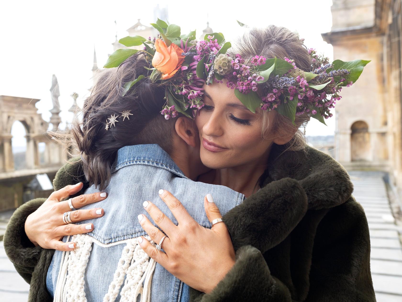 bridal flower crown, bridal headpieces, bridal hair flowers, unique bridal hair, bridal hair accessories, modern boho wedding