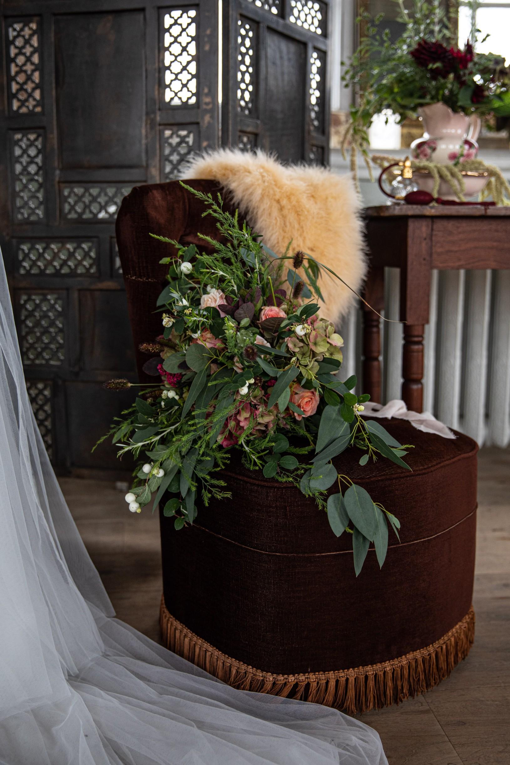 vintage wedding - vintage wedding flowers - unique wedding flowers