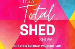 The Canary Shed - It's a total shed show - wedding fair 4