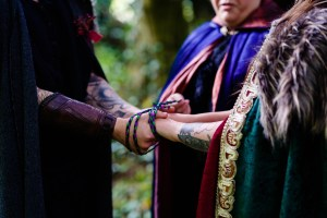 The Unconventional Celebrant - Vicki Clayson Photography