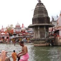 El Ganges, el rió sagrado mas contaminado de la India.
