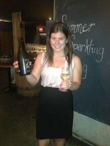 Sabering wine
