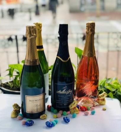 Easter Sparkling Wine 4