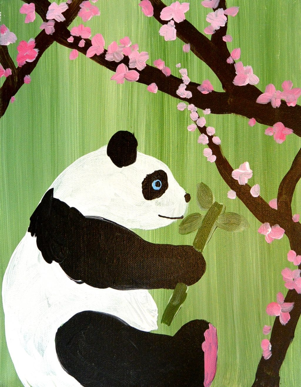 Kids Panda