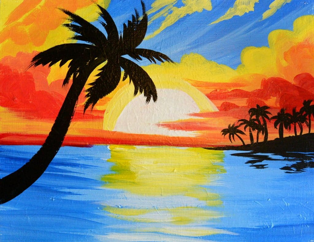 Kids Tropical Paradise