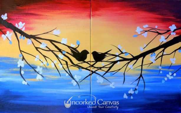 V-Day Birds WATER