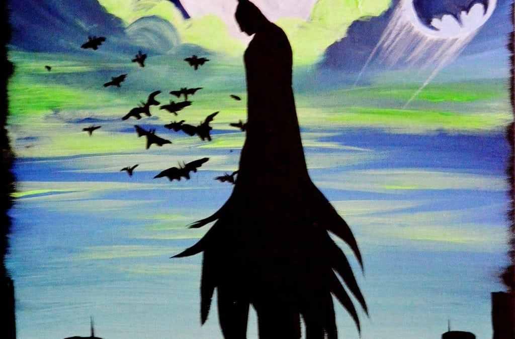 Nerd Night Batman