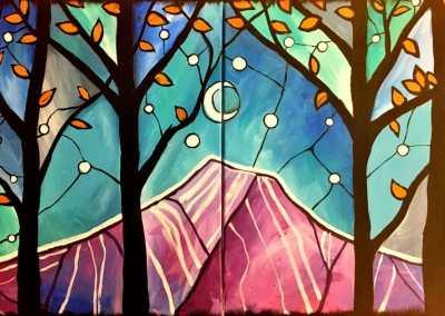 Date Night: Rainier Stained Glass