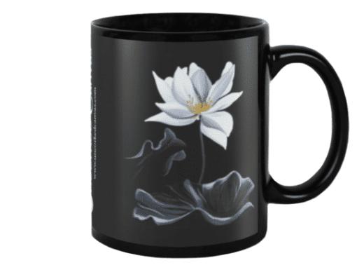Water Lily Mug