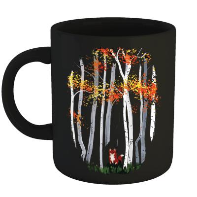 Foxy Aspen Woods Mug