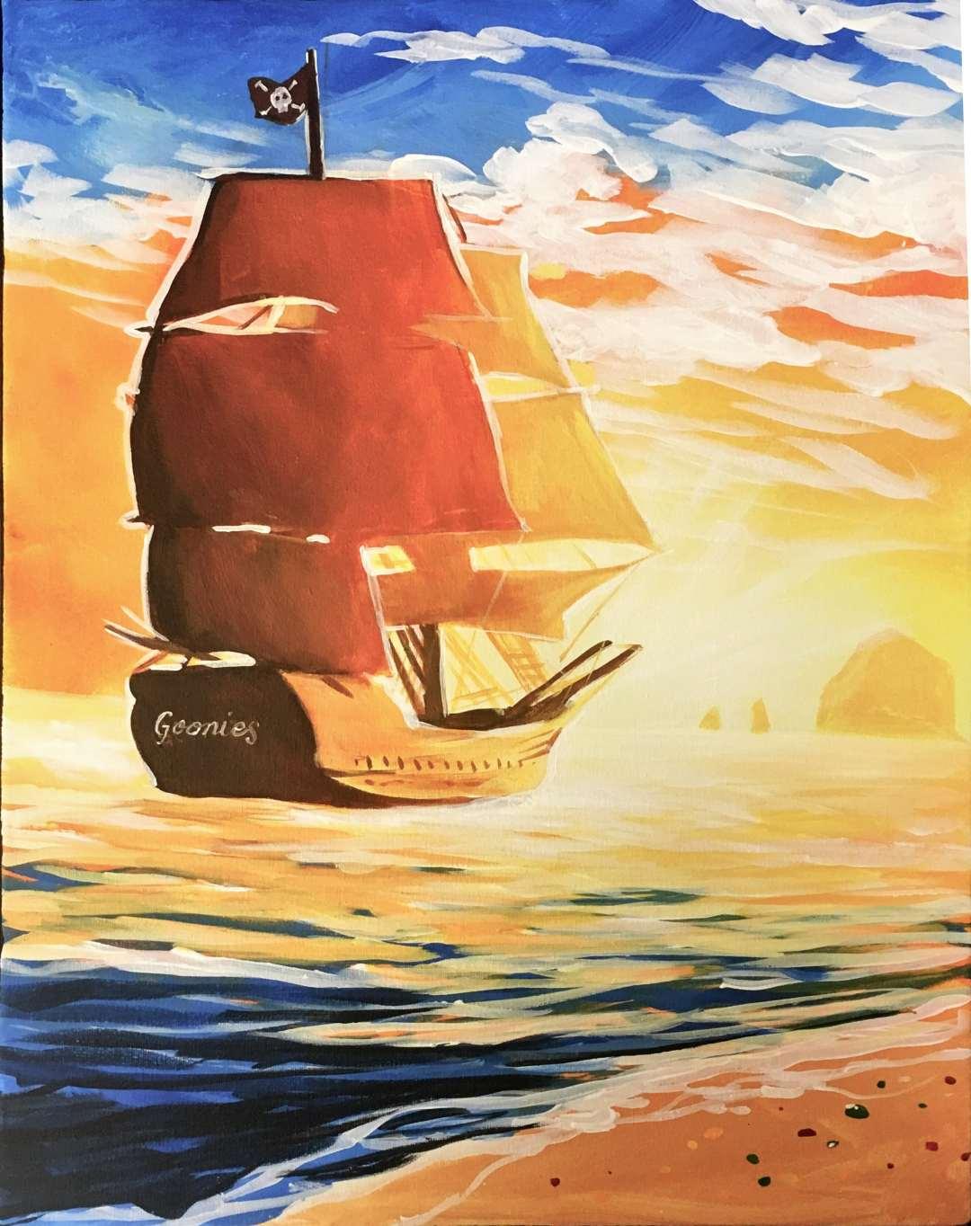 Goonies Pirate