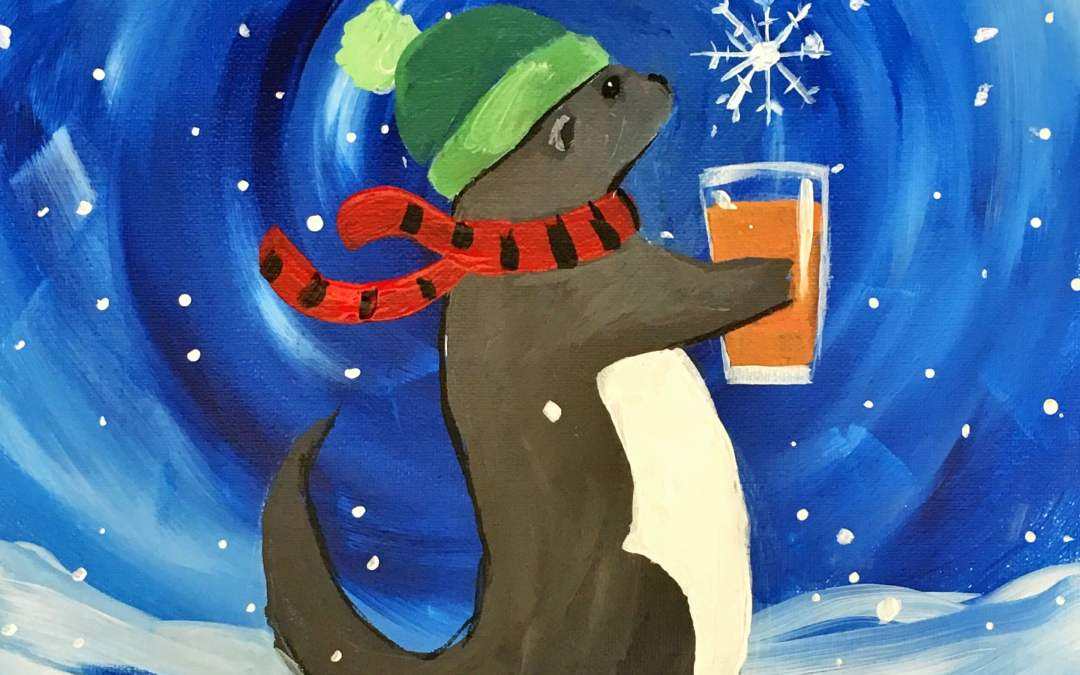 Winter Otter