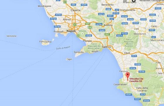 De COnciliis map copy