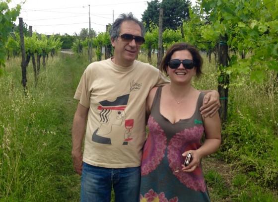 Antonio e Daniela