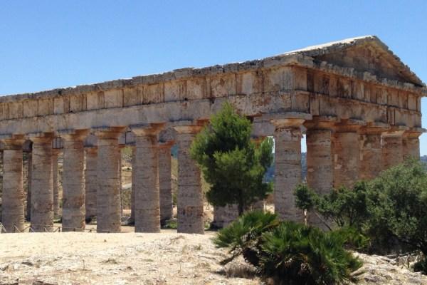 Greek Temple in Sicily