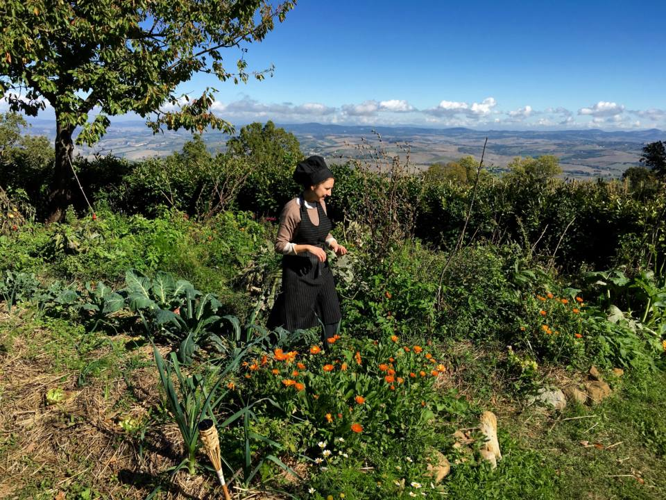 Locanda Demetra: Organic Farm-to-Table in Montalcino