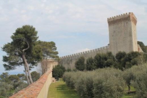 Fortezza di Castilogne di Lago, Umbria