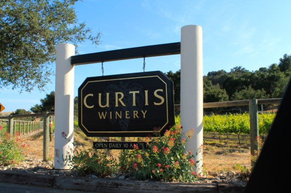 Curtis Winery in Santa Ynez Valley specialzes in Rhone-style wines