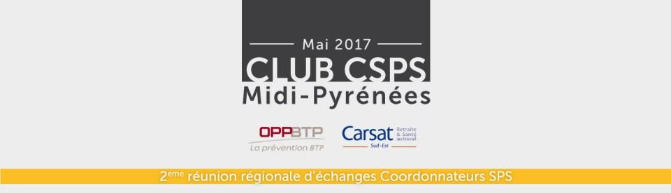 2eme réunion régionale d'échanges Coordonnateurs SPS